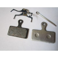 Колодки для Shimano BR-M985 semi-metall Al